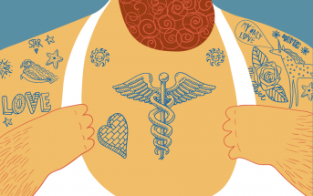 Fashion Meets Health in New Data Tracking Tattoos
