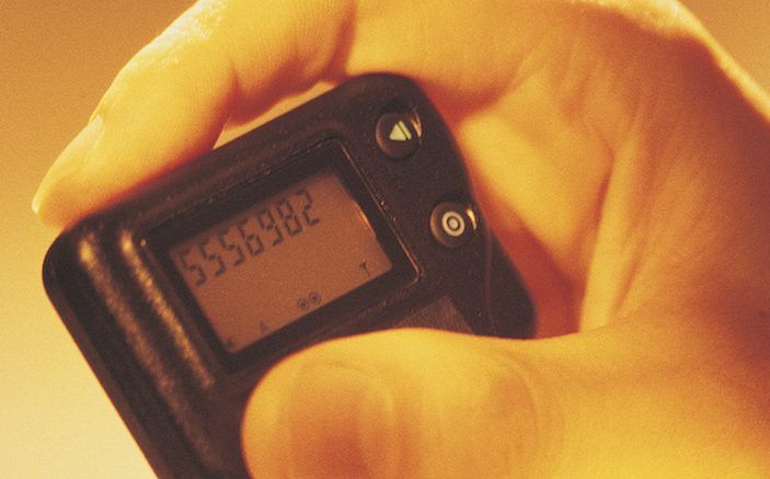 why the beep do doctors still use pagers telemedicine magazine