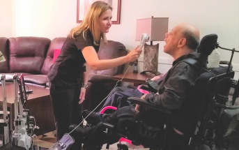 On Long Island, Telehealth Suitcase opens up New Treatment Options for Disabled Patients