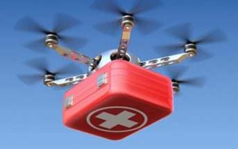 Drone-Delivered AEDs Are the Future of Out-Of-Hospital Cardiac Arrest