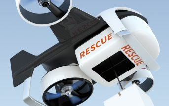 Startup CEO Exploring Future of Drone Data and Delivery Services